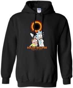 image 143 247x296px Rick and Morty Total Solar Eclipse August 21 2017 T Shirts, Hoodies, Tank
