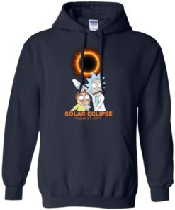 image 144 247x296px Rick and Morty Total Solar Eclipse August 21 2017 T Shirts, Hoodies, Tank