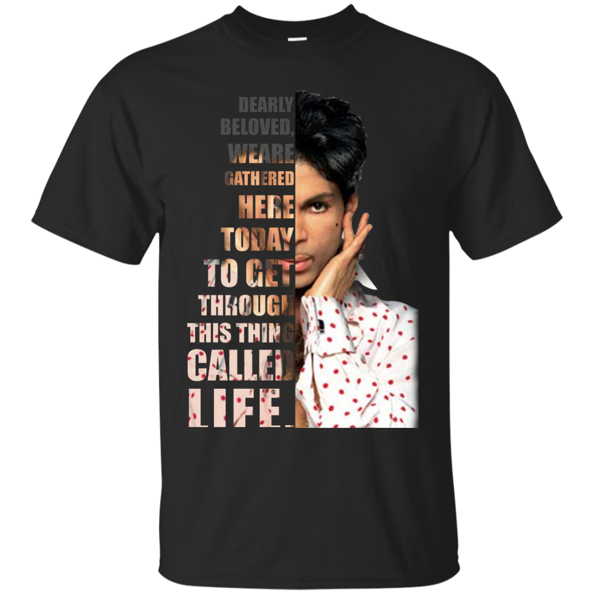 image 168px Prince: Dearly Beloved Weare Gathered Here Today T Shirts, Hoodies, Sweater