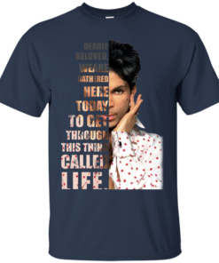image 170 247x296px Prince: Dearly Beloved Weare Gathered Here Today T Shirts, Hoodies, Sweater