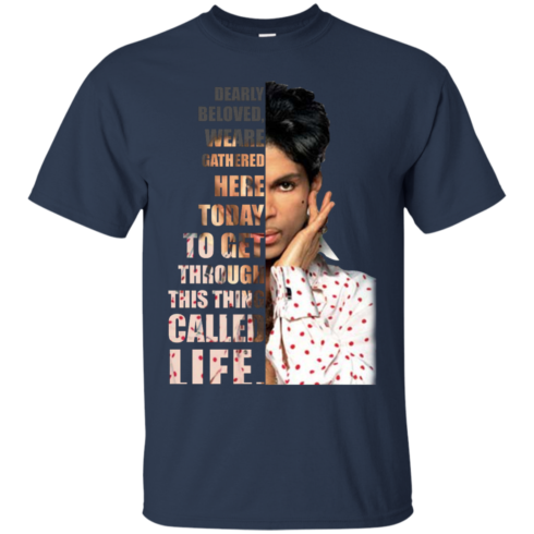 image 170 490x490px Prince: Dearly Beloved Weare Gathered Here Today T Shirts, Hoodies, Sweater