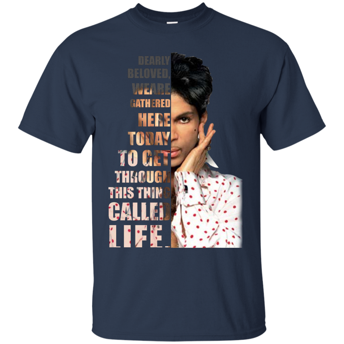 image 170px Prince: Dearly Beloved Weare Gathered Here Today T Shirts, Hoodies, Sweater