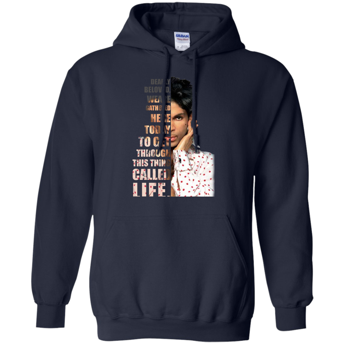 image 172px Prince: Dearly Beloved Weare Gathered Here Today T Shirts, Hoodies, Sweater
