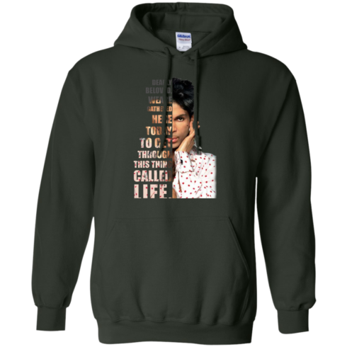 image 173 490x490px Prince: Dearly Beloved Weare Gathered Here Today T Shirts, Hoodies, Sweater