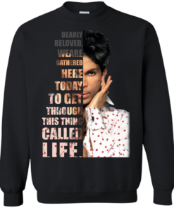 image 174 247x296px Prince: Dearly Beloved Weare Gathered Here Today T Shirts, Hoodies, Sweater