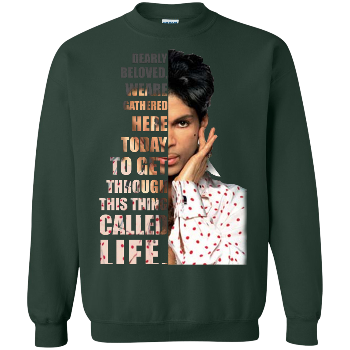 image 176px Prince: Dearly Beloved Weare Gathered Here Today T Shirts, Hoodies, Sweater