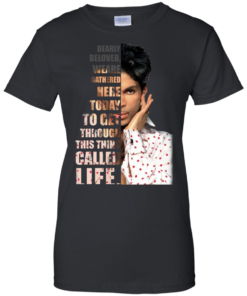 image 177 247x296px Prince: Dearly Beloved Weare Gathered Here Today T Shirts, Hoodies, Sweater