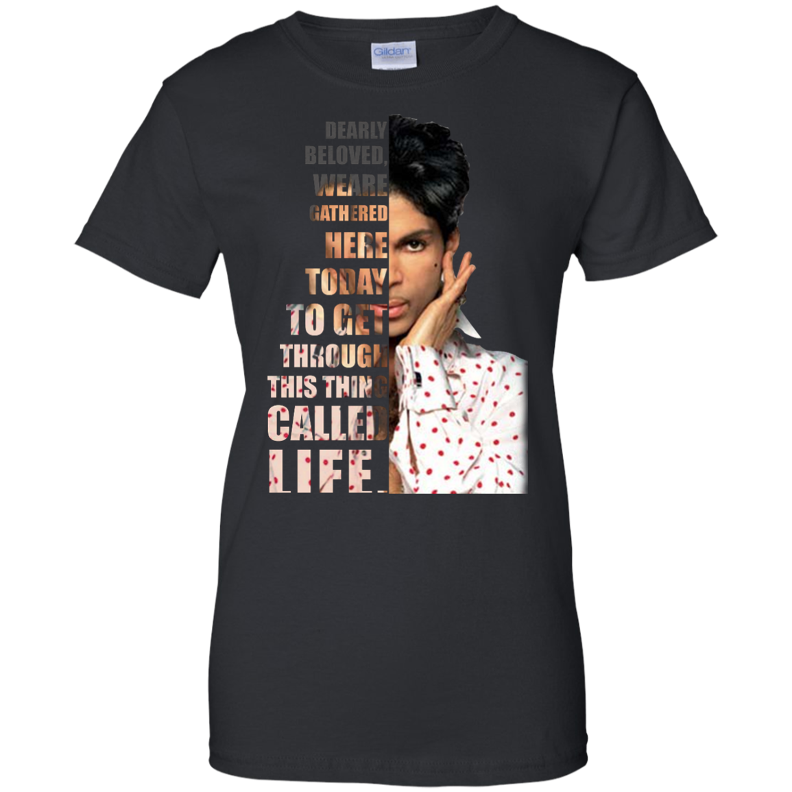 image 177px Prince: Dearly Beloved Weare Gathered Here Today T Shirts, Hoodies, Sweater