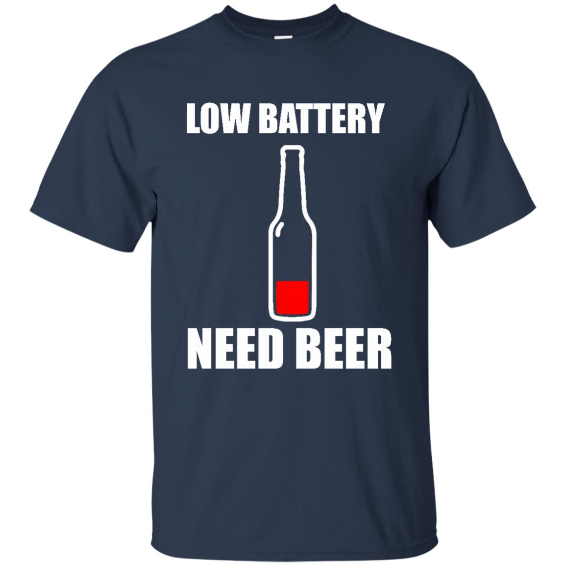 image 184px Low Battery Need Beer T Shirts, Hoodies, Tank Top