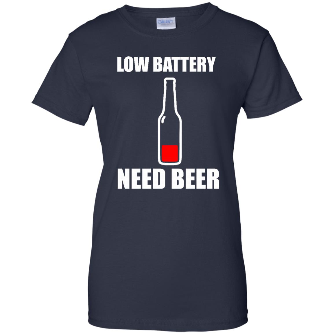 image 192px Low Battery Need Beer T Shirts, Hoodies, Tank Top