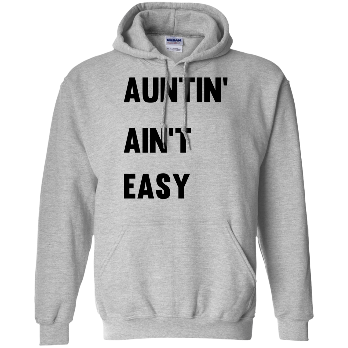 image 210px Aunt Shirt: Auntin' Ain't Easy T Shirts, Hoodies, Long Sleeves