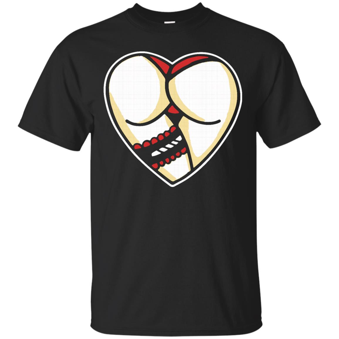 image 248px I Love Booty Booty Heart T Shirts, Hoodies, Tank Top