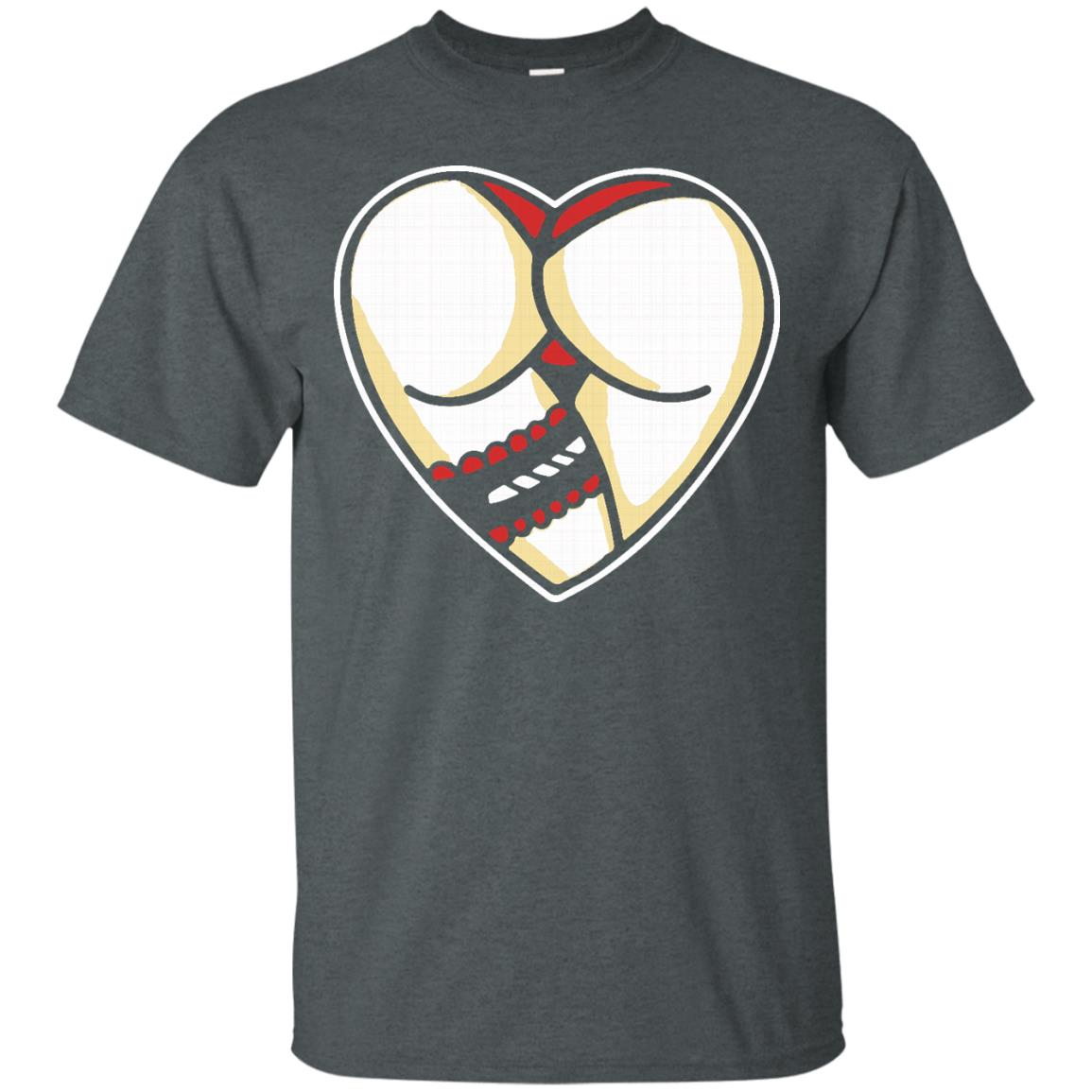 image 249px I Love Booty Booty Heart T Shirts, Hoodies, Tank Top