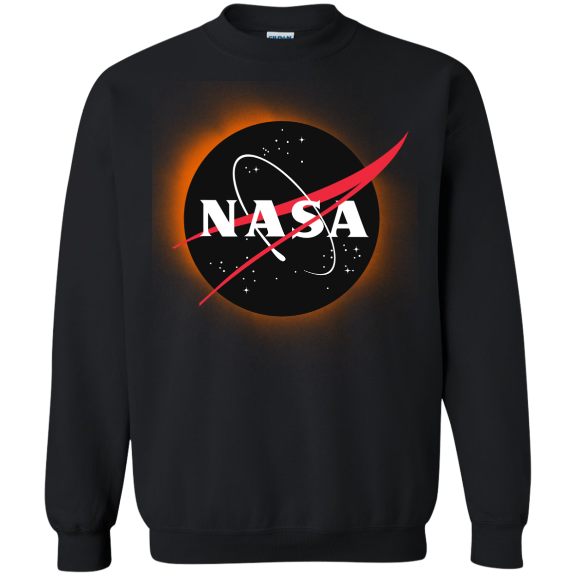 image 249px NASA Total Solar Eclipse August 21, 2017 Sweaters