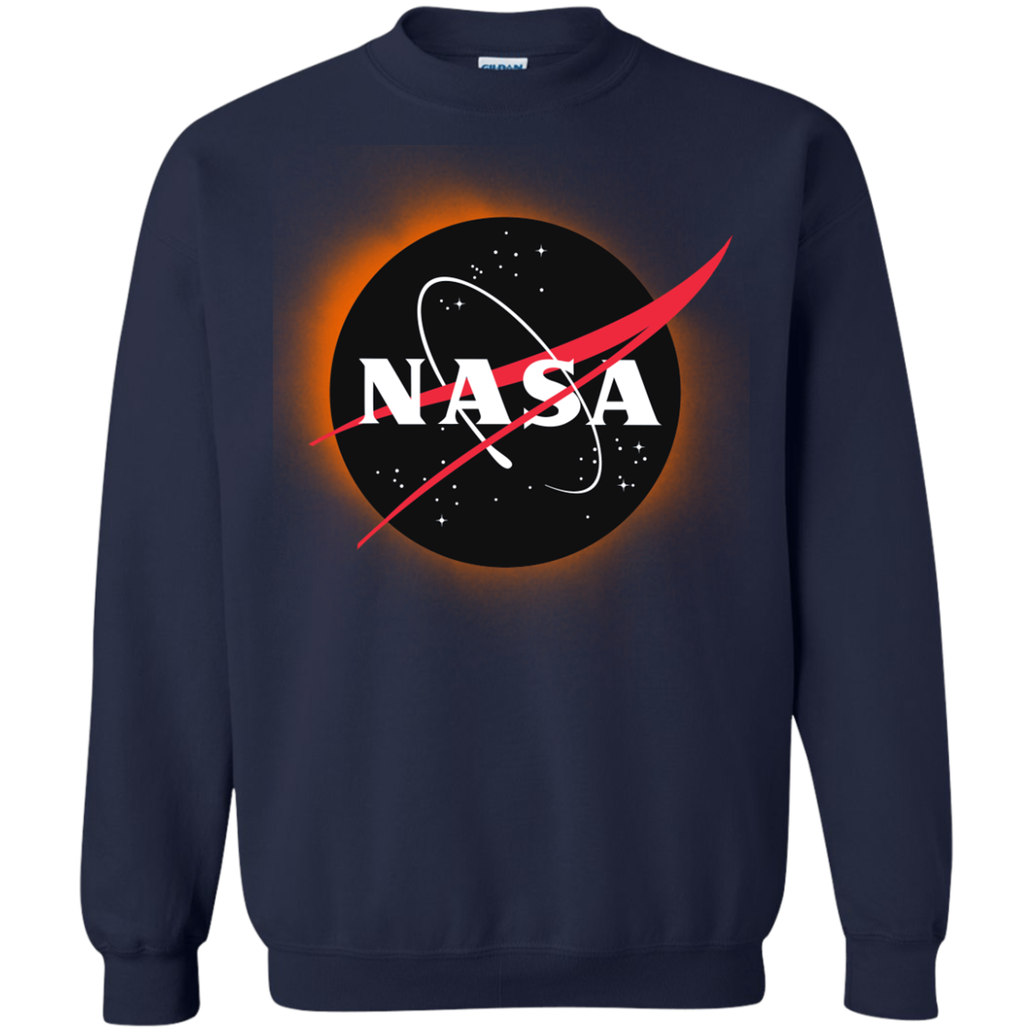 image 250px NASA Total Solar Eclipse August 21, 2017 Sweaters