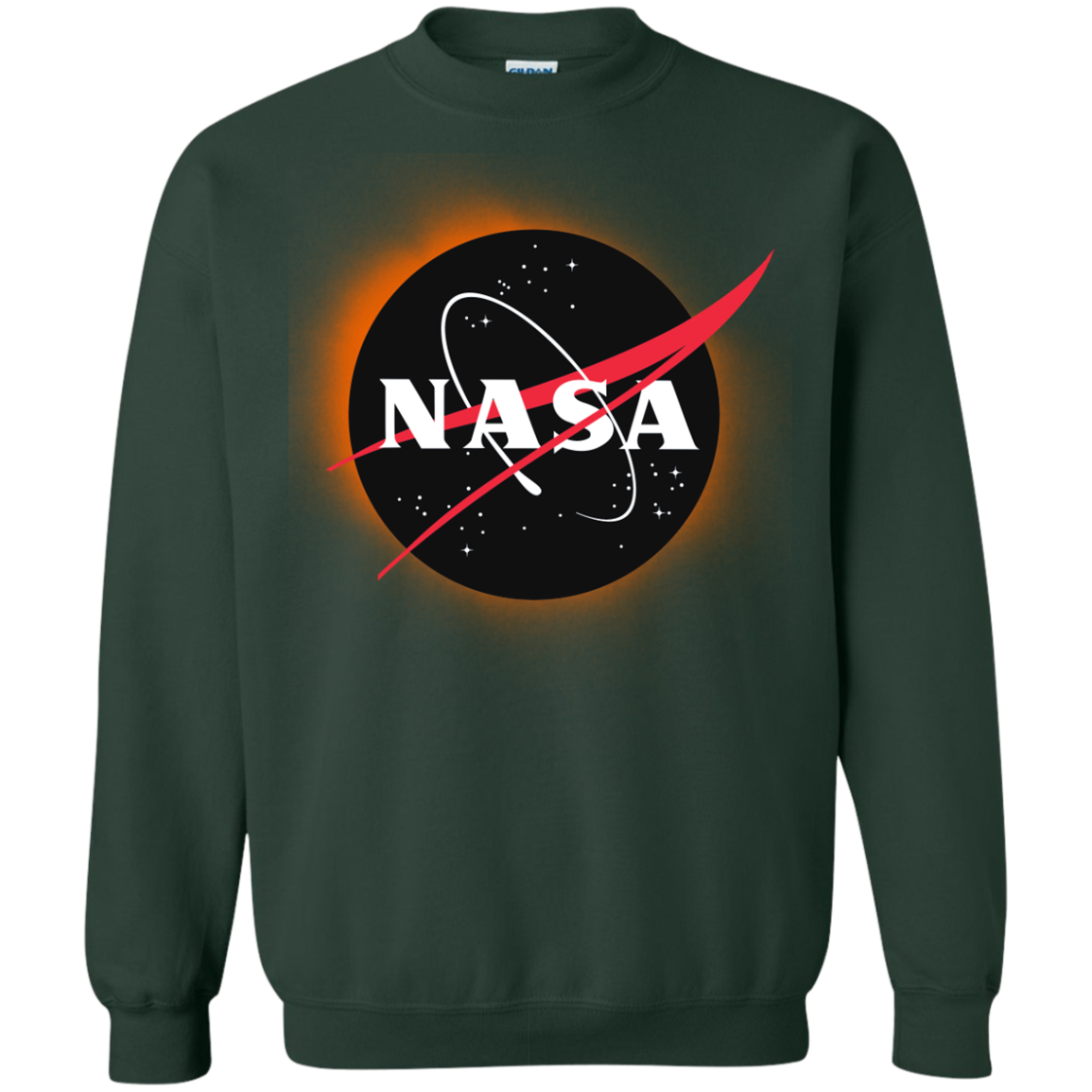 image 251px NASA Total Solar Eclipse August 21, 2017 Sweaters