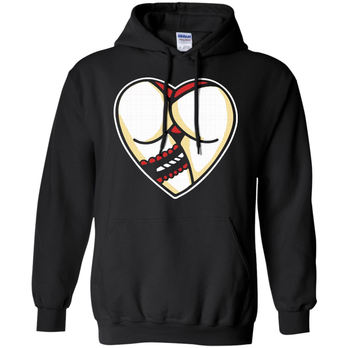 image 253px I Love Booty Booty Heart T Shirts, Hoodies, Tank Top