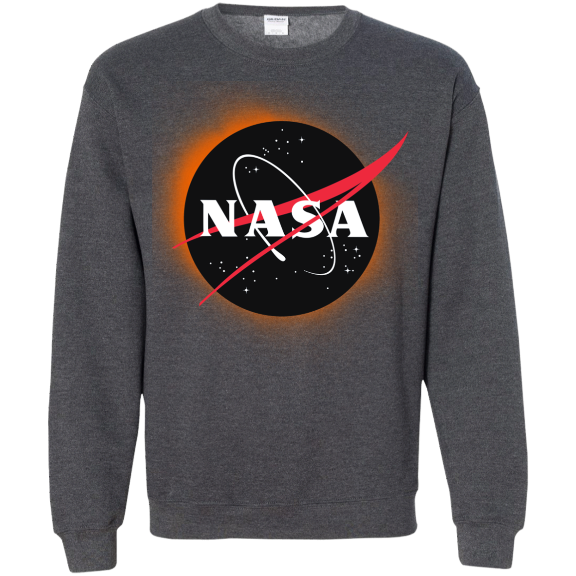 image 253px NASA Total Solar Eclipse August 21, 2017 Sweaters