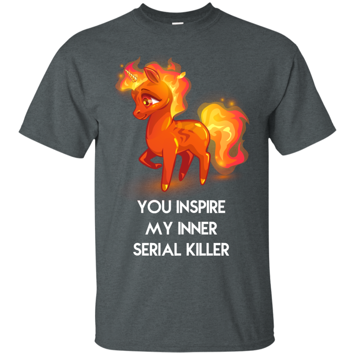 image 255px Unicorn You Inspire My Inner Serial Killer T Shirt, Hoodies, Tank