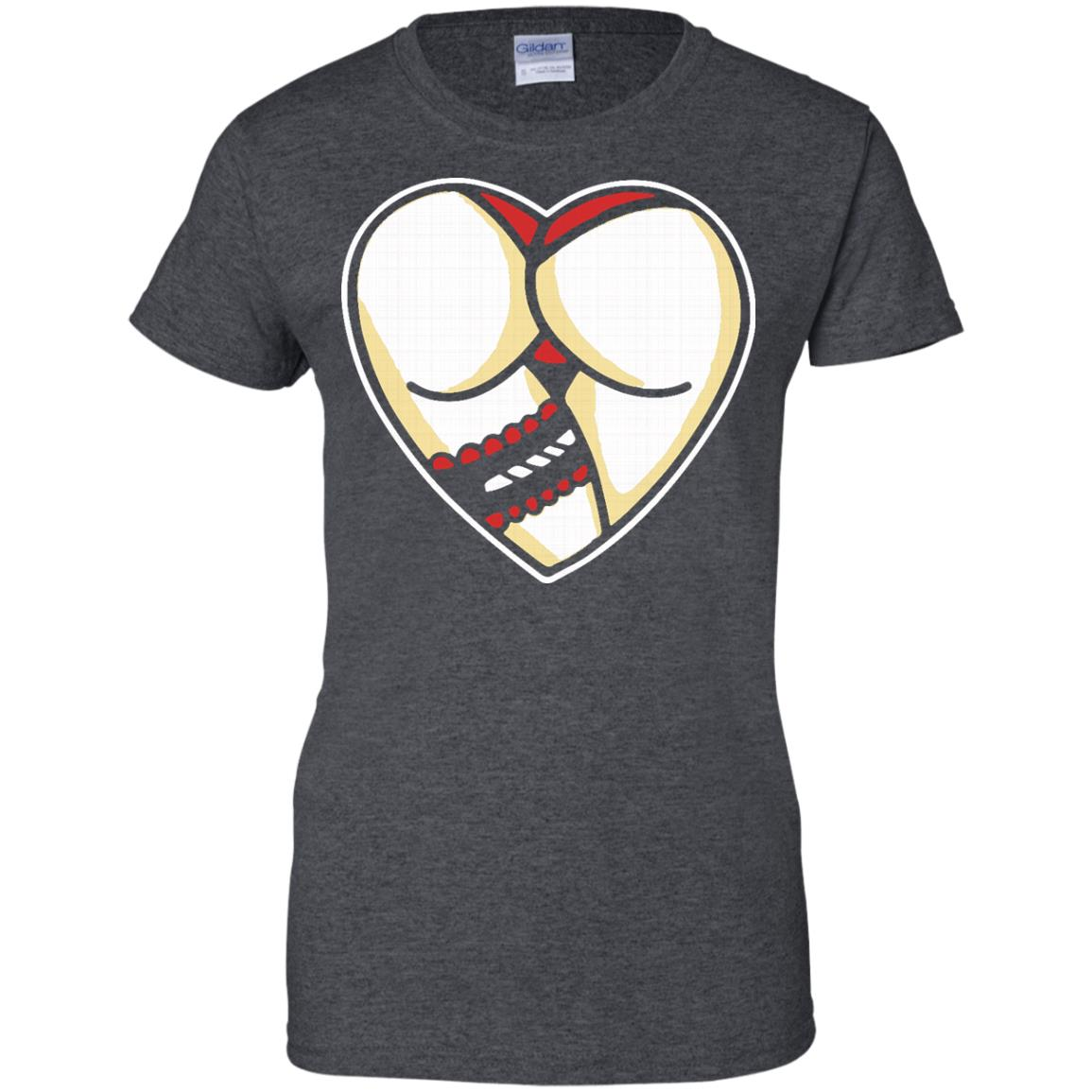 image 257px I Love Booty Booty Heart T Shirts, Hoodies, Tank Top