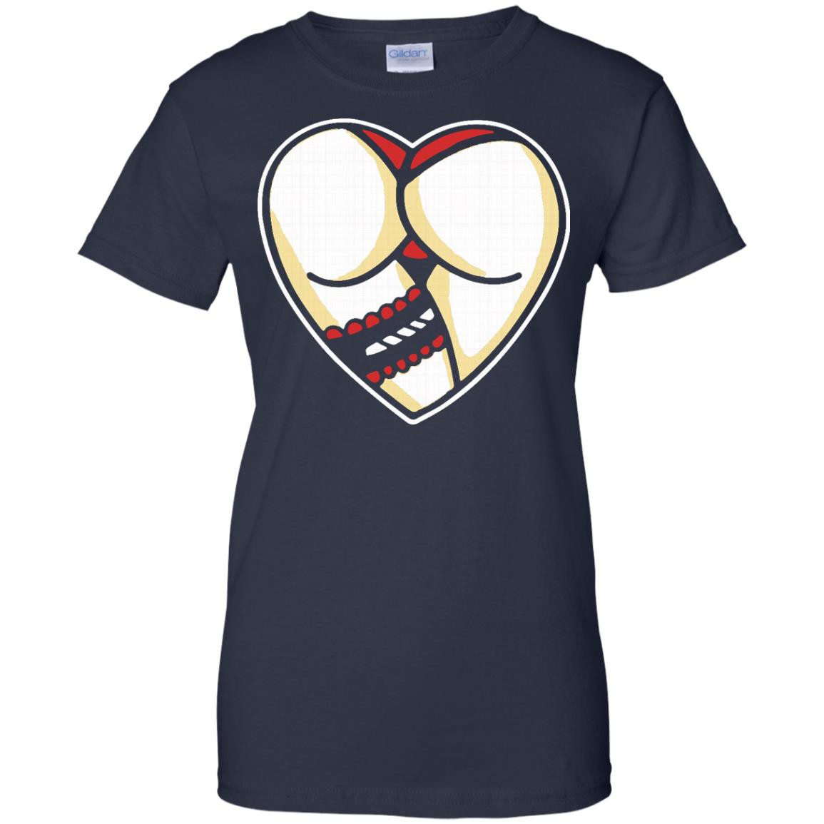 image 258px I Love Booty Booty Heart T Shirts, Hoodies, Tank Top