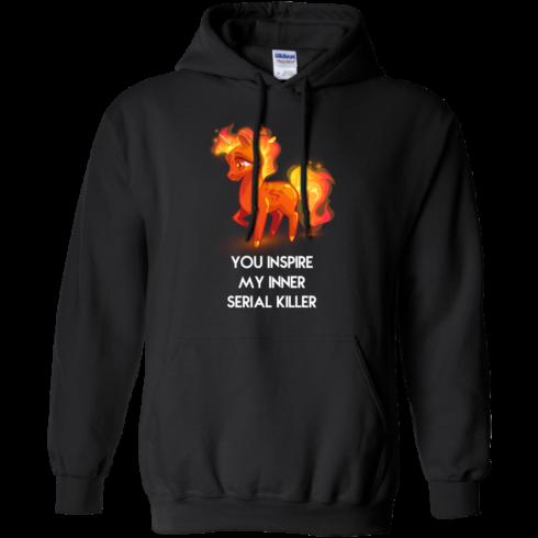 image 259 490x490px Unicorn You Inspire My Inner Serial Killer T Shirt, Hoodies, Tank