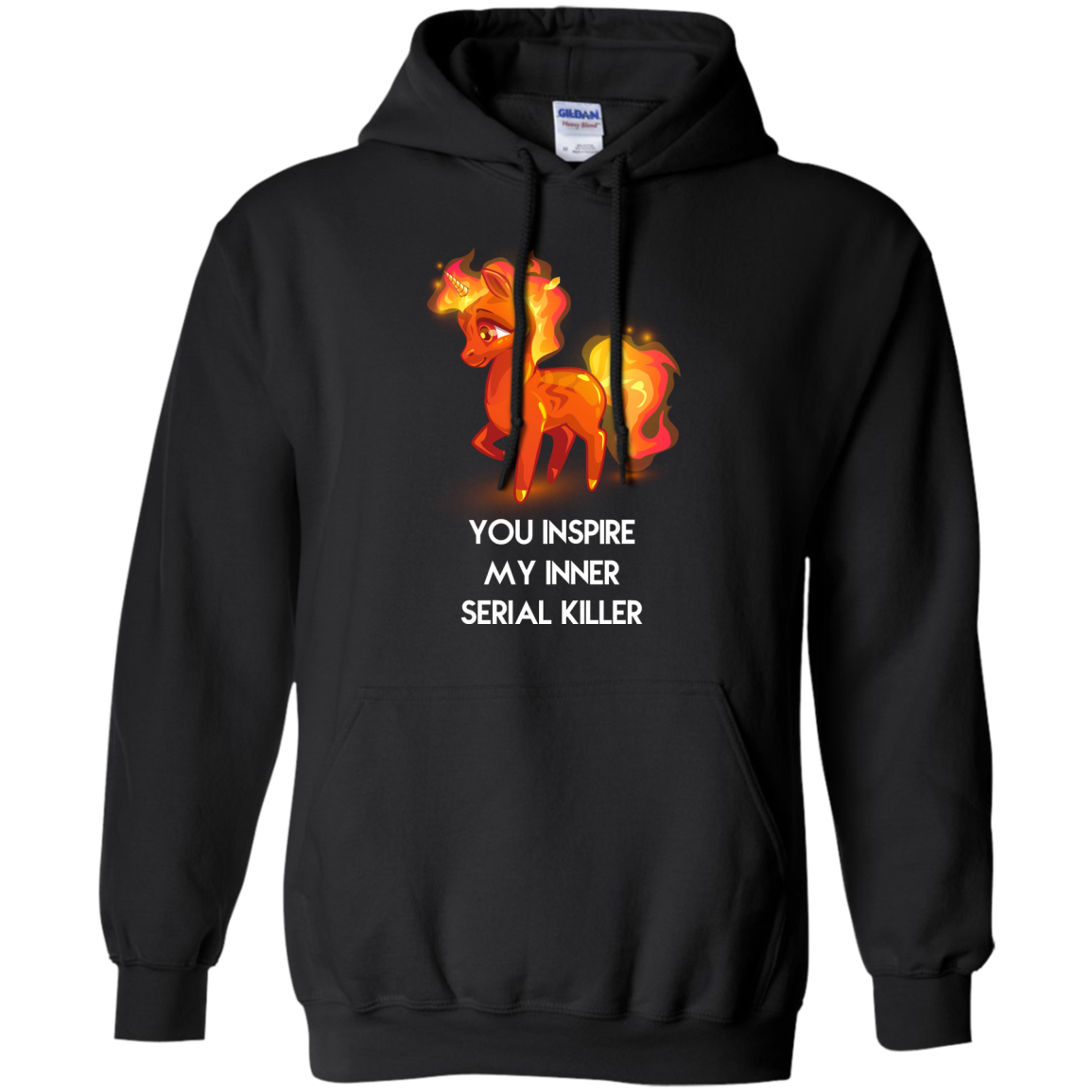 image 259px Unicorn You Inspire My Inner Serial Killer T Shirt, Hoodies, Tank