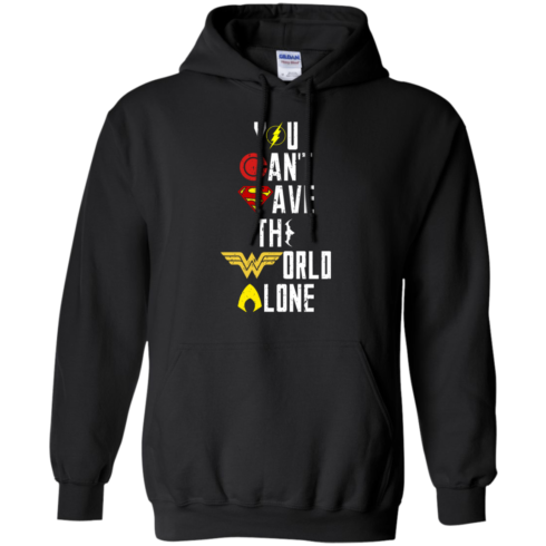image 26 490x490px Justice League: You Can Save The World A Lone T Shirts, Hoodies, Sweaters