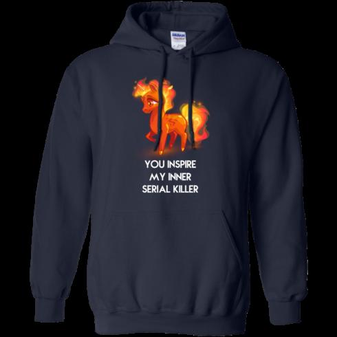 image 260 490x490px Unicorn You Inspire My Inner Serial Killer T Shirt, Hoodies, Tank