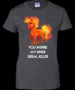 image 263 247x296px Unicorn You Inspire My Inner Serial Killer T Shirt, Hoodies, Tank
