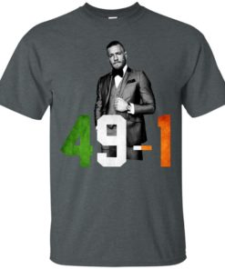 image 27 247x296px Conor McGregor vs Floyd Mayweather 49 1 Conor Win T Shirts, Hoodies, Tank