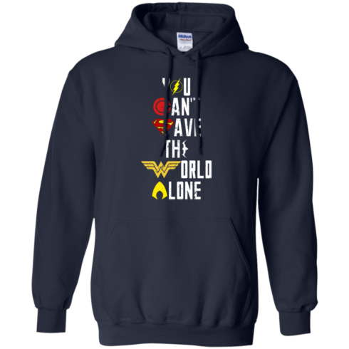 image 27 490x490px Justice League: You Can Save The World A Lone T Shirts, Hoodies, Sweaters