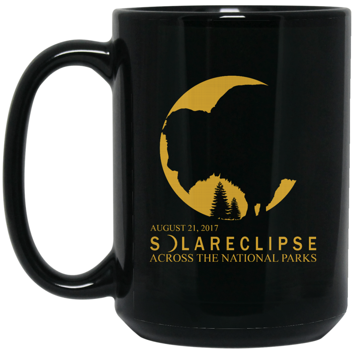 image 271px Solar Eclipse August 21 2017 Across National Parks Coffee Mug