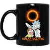 image 274 100x100px Rick and Morty Total Solar Eclipse August 21 2017 T Shirts, Hoodies, Tank
