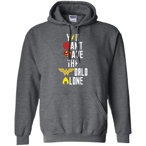 image 28 490x490px Justice League: You Can Save The World A Lone T Shirts, Hoodies, Sweaters