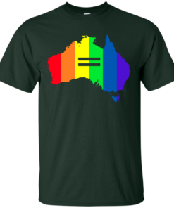 image 280 247x296px LGBT equality Australia T Shirts, Hoodies, Tank Top