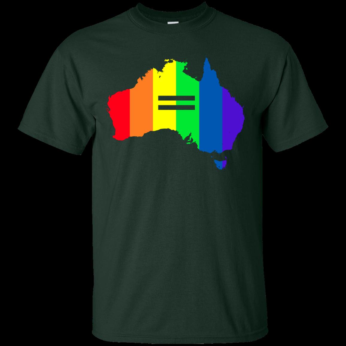 image 280px LGBT equality Australia T Shirts, Hoodies, Tank Top
