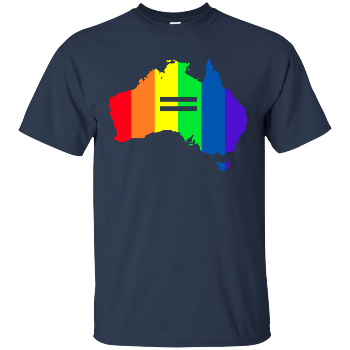 image 281px LGBT equality Australia T Shirts, Hoodies, Tank Top