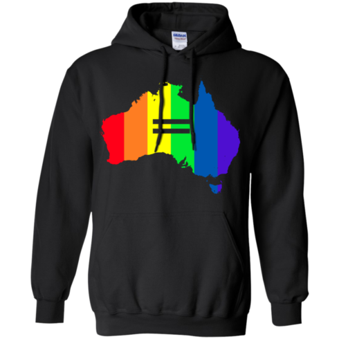 image 282 490x490px LGBT equality Australia T Shirts, Hoodies, Tank Top