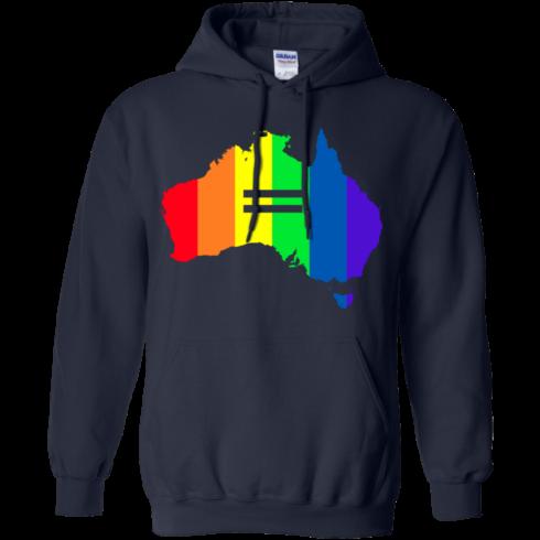 image 283 490x490px LGBT equality Australia T Shirts, Hoodies, Tank Top