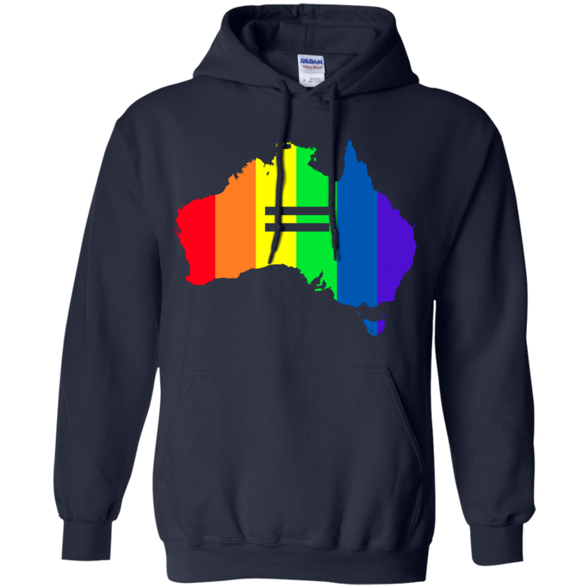 image 283px LGBT equality Australia T Shirts, Hoodies, Tank Top