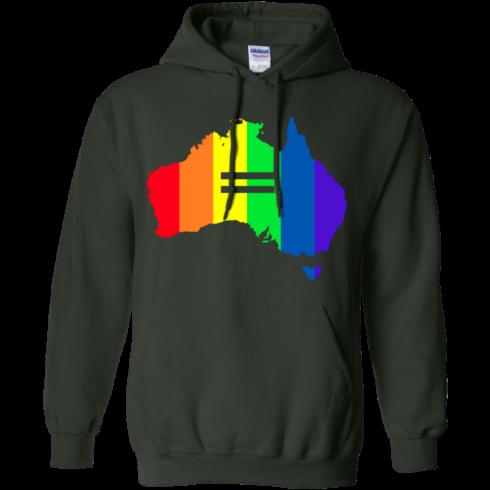 image 284 490x490px LGBT equality Australia T Shirts, Hoodies, Tank Top