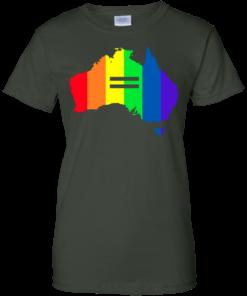 image 288 247x296px LGBT equality Australia T Shirts, Hoodies, Tank Top