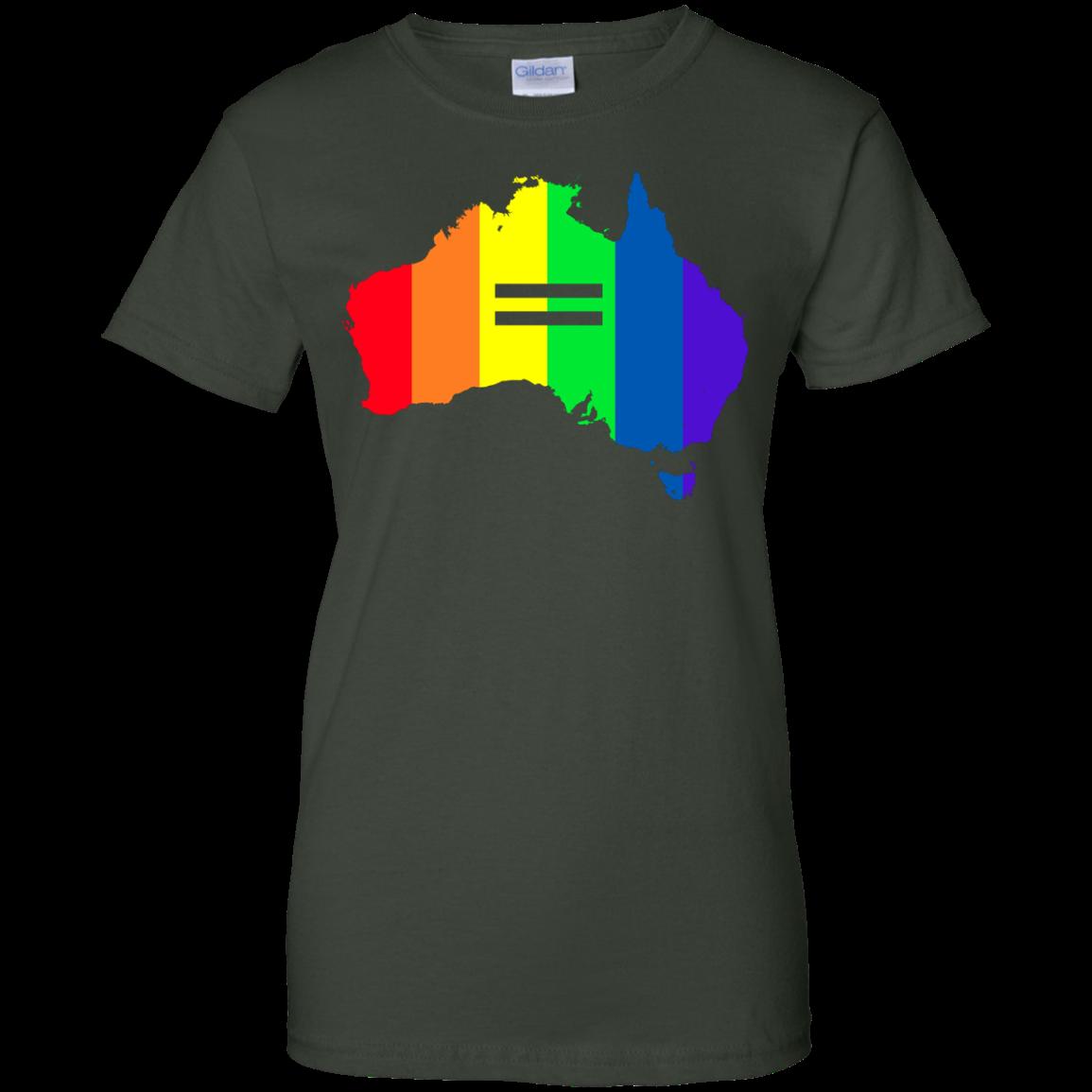 image 288px LGBT equality Australia T Shirts, Hoodies, Tank Top