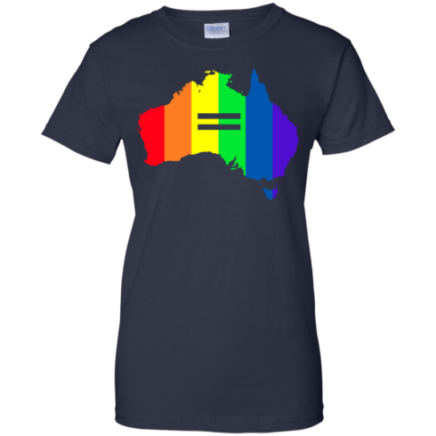 image 289 490x490px LGBT equality Australia T Shirts, Hoodies, Tank Top