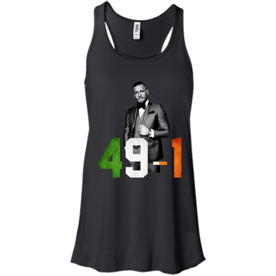 image 29px Conor McGregor vs Floyd Mayweather 49 1 Conor Win T Shirts, Hoodies, Tank