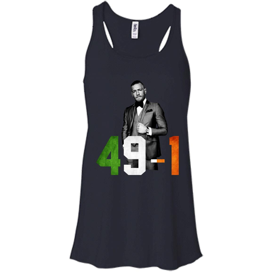 image 30px Conor McGregor vs Floyd Mayweather 49 1 Conor Win T Shirts, Hoodies, Tank