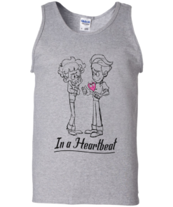 image 301 247x296px In A Heartbeat LGBT T Shirts, Hoodies, Tank Top