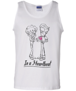 image 302 247x296px In A Heartbeat LGBT T Shirts, Hoodies, Tank Top