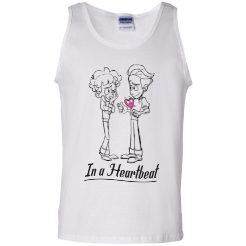 image 302 490x490px In A Heartbeat LGBT T Shirts, Hoodies, Tank Top